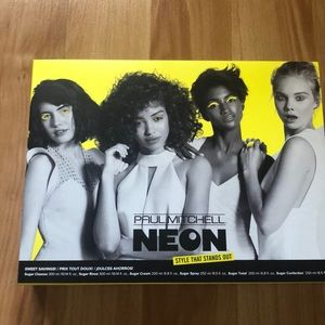 """Paul Mitchell """"Neon"""" Hair styling products"""